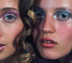 #make #eyeshadow #metalic