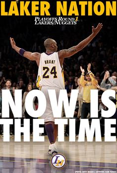 Laker Nation Stand Up
