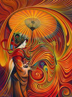 Ricardo Chavez Mendez BIOGRAPHY Born in Torréon, Coahuila, Mexico, self-taught artist, Ricardo Chávez-Ménde...