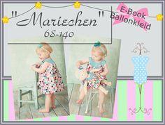 "FeeFee E-Book Ballonkleid ""Mariechen"""