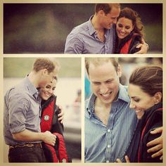 Kate Middleton and Prince William - The Duke and Duchess of Cambridge