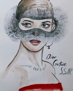 "this means nothing on Instagram: ""DIOR  @dior @stephenjonesmillinery…"" Dior, Joker, My Arts, Fictional Characters, Instagram, Dior Couture, The Joker, Fantasy Characters"