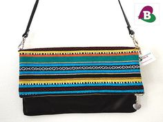 Lima Foldover Clutch & Cross Body Bag  by becauseilikeitAU on Etsy