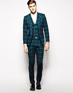 Jacket, Waistcoat and Pants by Vito