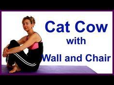 yoga sun salutation chair yoga and yoga on pinterest