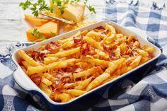 Receta de papas fritas al estilo Hollywood de Foster - Recetas de Patatas - Bacon Fries, Cheese Fries, Top Recipes, Side Recipes, Bacon Recipes, Meal Recipes, Vegetable Side Dishes, Vegetable Recipes, Salsa Ranchera