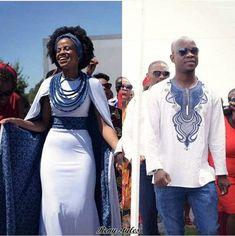 Latest Shweshwe Styles for Fashion Lovers - Reny styles African Wedding Attire, African Attire, African Wear, African Women, African Dress, African Style, Traditional Wedding Attire, African Traditional Wedding, African Traditional Dresses