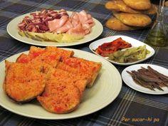 El viaje virtual de Cocinamos con Reina  tiene este mes parada en Catalunya y su propuesta es el po...