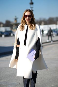 *.* 63 chic outfits spotted at Paris Fashion Week