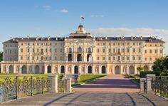 """Conoce el Palacio de Constantino, el """"Versalles"""" de Rusia."""