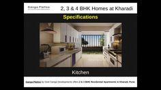Goel Ganga Platino offers New Residential Property in Kharadi Pune