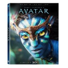 Avatar (3D Blu-ray + Blu-ray/ DVD Combo Pack) for $24.99