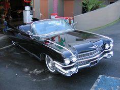 1959 Cadillac Eldorado Barrite Convertible