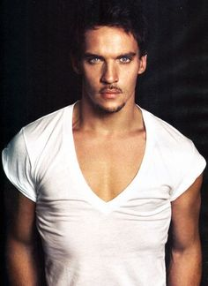 Jonathan Rhys Meyers... he isn't attractive in the conventional sense; however, it adds to his intrigue making him absolutely dashing.