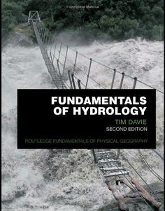 10 best textbooks illustrated by dennis tasa images on pinterest fundamentals of hydrology routledge fundamentals of physical geography fandeluxe Gallery