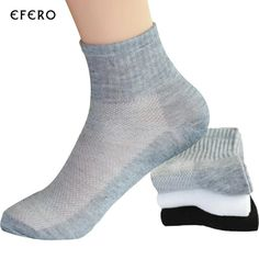 Bamboo Mens Work Socks 10-13 Outdoor Hiking Thick  Reinforced Cushioned H//D