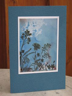 sharing cards and inspirations: November 2011
