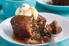 Perfect for dessert or afternoon tea, sticky date puddings are a favourite with the cafe crowd.