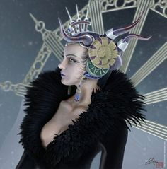 Final Fantasy VIII - Edea Kramer by ~TulioMinaki on deviantART