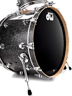 DW Finish Ply - Black Galaxy #DW #drums #thomann