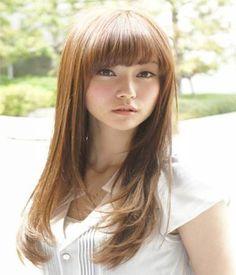 Japanese long hairstyles 2015