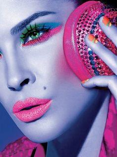 Neon DJ  #dance #edm #rave #trance #edc #plur #dj #music #girls #female