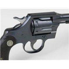 Pre-War Colt Official Police