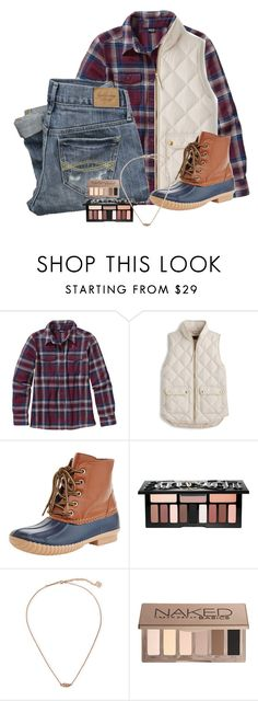 """""""snow?"""" by abby14310 ❤ liked on Polyvore featuring Patagonia, Abercrombie & Fitch, J.Crew, Henry Ferrera, Kat Von D, Kendra Scott and Urban Decay"""