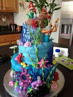 Ariel's Cake