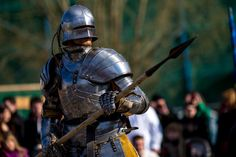 """""""Reenactment: Medieval - The knight time"""""""