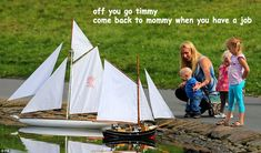 Sailing: | 25 Stock Photos Made Better With Completely Inappropriate Captions