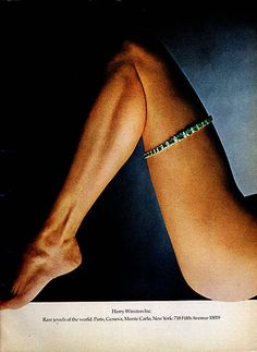 Harry Winston advert (c.1970s)