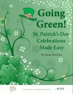 Patrick's Day Celebrations Made Easy! Unique Party Favors, Wedding Party Favors, St Pattys, St Patricks Day, Irish Eyes Are Smiling, Lucky Charm, Go Green, Make It Simple, Celebrations