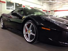 458 Ferrari Italia polished and protected with Ceramic Coating, Ferrari, Bmw, Ceramics, Italy, Ceramica, Pottery, Ceramic Art, Ceramic Pottery