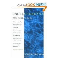 Undercurrents: A Life Beneath the Surface by Martha Manning.  This is a great memoir detailing what it is like to go through severe depression.  HIGHLY RECOMMEND.