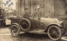 Stettin 1918 by Gellechimay, via Flickr