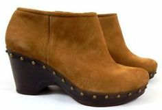 Clogs, heels, mules, slides, loafers, and boots.