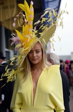 The Craziest Hats   Fascinators From Royal Ascot 08e720aed45