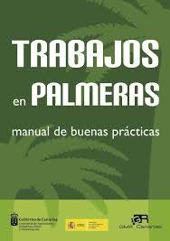 Trabajos en palmeras : manual de buenas prácticas. - [Santa Cruz de Tenerife] : Consejería de Agricultura, Ganadería, Pesca y Alimentación ; GMR Canarias, D. L. 2009