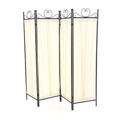 """Found it at Wayfair - 69"""" Port Angeles Butterfly Decor Folding 4 Panel Room Divider"""