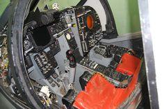 A-6A Intruder simulator cockpit, from port side (6091772216).