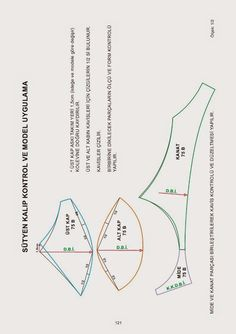 modelist kitapları: Underwear patterns book