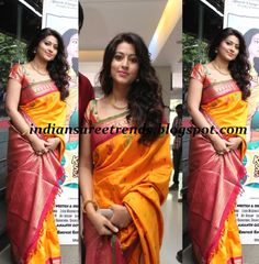 magenta pattu saree - Google Search