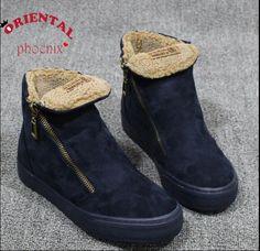 Barato High Top tornozelo botas de neve para mulher moda inverno 2015 Two Side Zip Vevelt sapatos casuais curto tubo sapatas de lona 40 9 tamanho, Compro Qualidade Botas diretamente de fornecedores da China:          Nome: High Top botas de neve do tornozelo para a mulher 2015           Moda inverno Two Side Zip Vevelt C