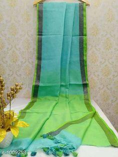 Sarees Ravishing Linen Handloom Saree  *Fabric* Saree - Linen, Blouse - Linen  *Size* Saree Length - 5.5 Mtr, Blouse Length - 0.8 Mtr  *Work* Handloom  *Sizes Available* Free Size *   Catalog Rating: ★4 (355)  Catalog Name: Rheyali Ravishing Linen Handloom Sarees CatalogID_121240 C74-SC1004 Code: 988-1009218-