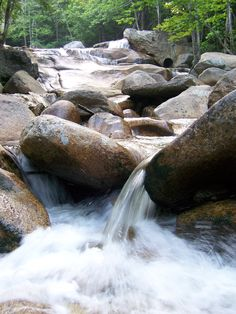 Have lived in NH all my life but have not had the pleasure of visiting Diana's Bath, NH. Hope to get there this summer.