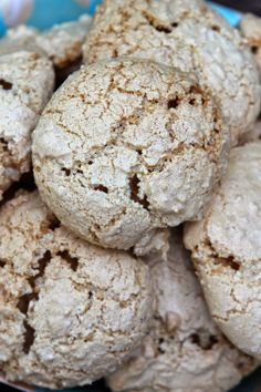 Ful Sudani - Sudanese Peanut Macaroons - Yum!