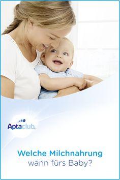 Stillen ist das Beste für dein Baby. Aber was, wenn du nicht stillen kannst oder möchtest? Bei aptaclub. at.  findest du die wichtigsten Informationen rund um Babymilch und unseren Produktfinder.
