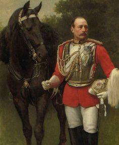 John Collier - Portrait of Col. Rowland John Beech