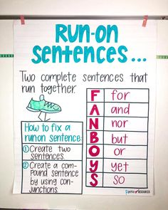 help with run on sentences Bccc tutoring center 1 understanding sentence structure helps in identifying and correcting run-on sentences and sentence fragments a computer's spell checker does not typically catch these common.